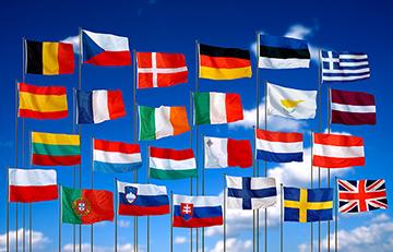 Маркетинговое исследование рынков стран Европейского союза