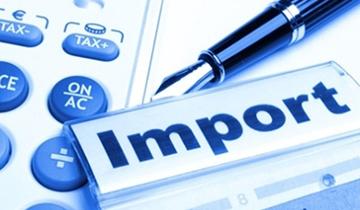 Импорт как источник информации о рынке